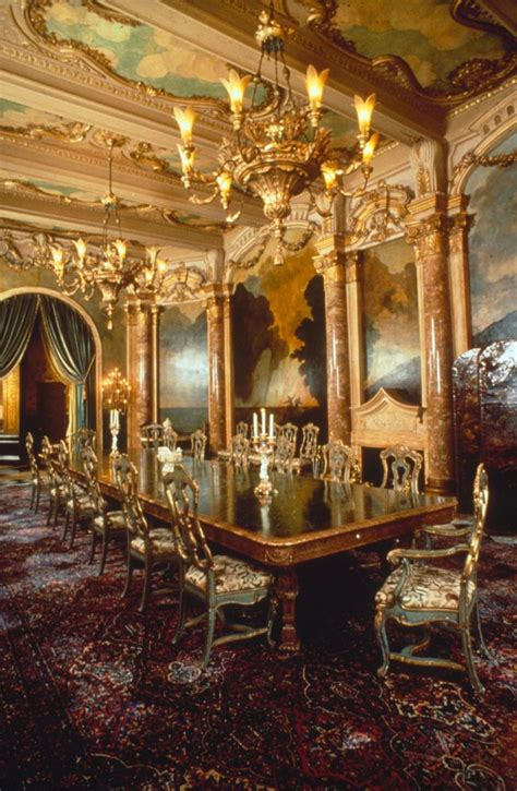 trump gold room 17 best images about dream dining rooms on pinterest