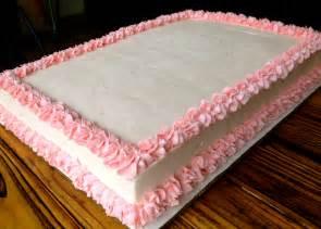 Sheet Cake Decoration by Sheet Cake