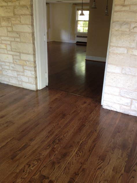 jacobean floors oak wood floors with jacobean stain