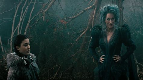 into the woods into the woods trailer now in theaters
