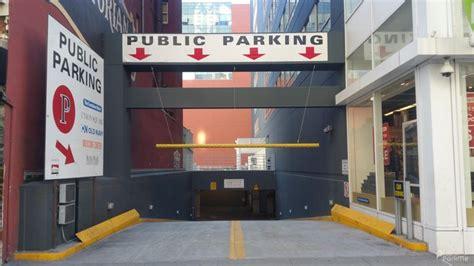 4th Garage San Jose by Pacific Place Garage Parking In San Francisco Parkme