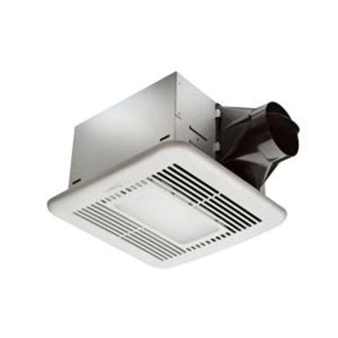 sound proof exhaust fan hton bay 80 cfm ceiling exhaust fan with led light and