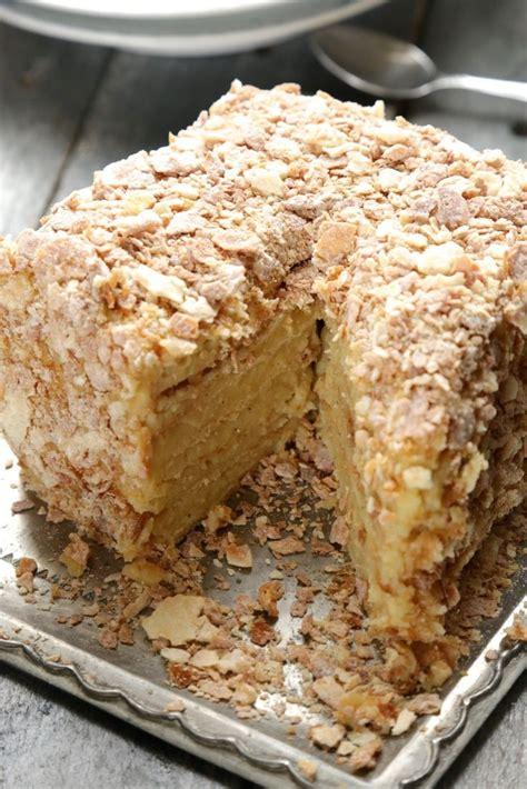 cuisine russe dessert 1000 id 233 es sur le th 232 me napoleon dessert sur