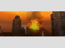 Godzilla: Unleashed - Environments Godzilla Unleashed Monsters