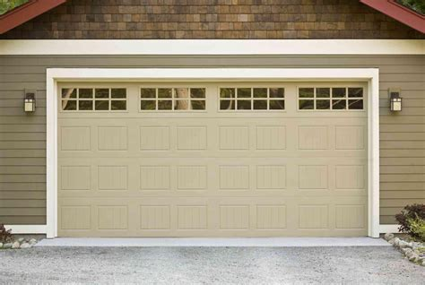 Garage Door New Cost Costs And Prices Of A Garage Door
