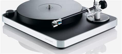 clear audio clearaudio concept mm kit skivspelare med tonarm och