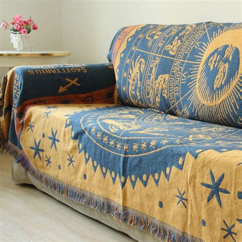 throw blanket on sofa chausub quality thick cotton blanket winter blankets sofa