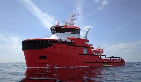 krachtigste sleepboot offshore support tug 5515