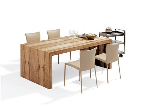 modular dining table expandable dining tables the secret to making guests
