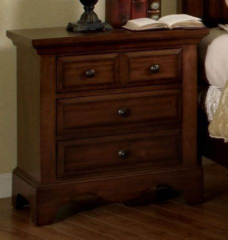 palm coast light walnut panel bedroom set from furniture