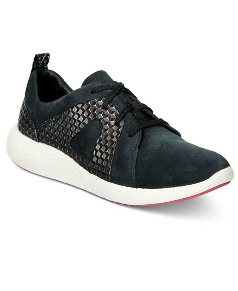 s sneakers clarks artisan s cowley lace up sneakers in
