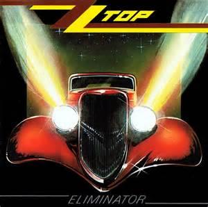 Car Cover Zz Top Eliminator Album Just A Car Zz Top Eliminator Afterburner Recycler