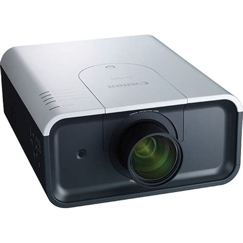 Lcd Projector Canon Le5 W 500 Ansi 1 canon lv7590 lcd multimedia projector 4823b002 b h photo