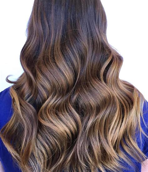 what is ombre hair color balayage vs ombre hair difference between the hair color