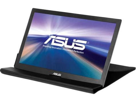 Led Monitor Mobil asus mb168b silver black 15 6 quot 11ms widescreen led