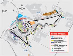 circuit of the americas map motogp thao votang