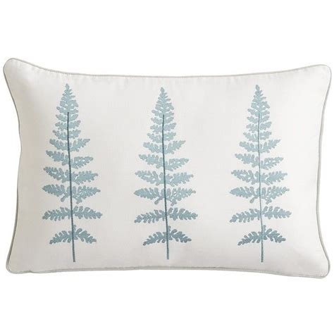 pier 1 imports blue butterfly sketch decorative pillow