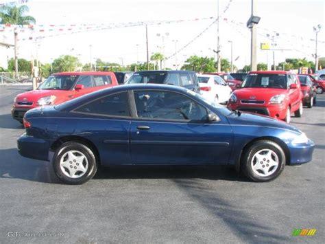 2002 chevrolet cavalier coupe indigo blue metallic 2002 chevrolet cavalier coupe