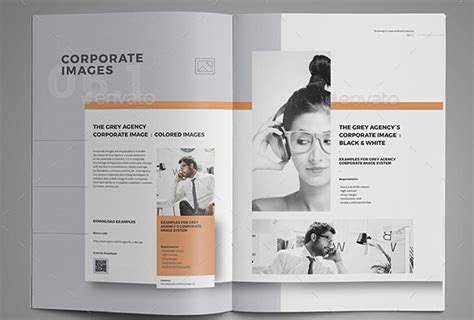 manual layout exles 10 professional brand manual templates to promote brand
