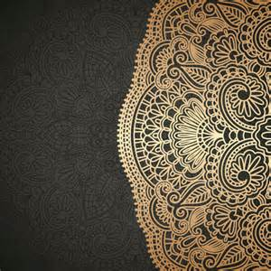 lace decorative pattern vector background 03 free free
