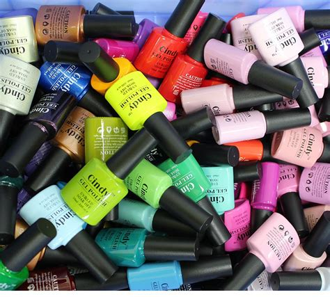 most popular gel nail colors the most popular cindy series high quality uv nail gel