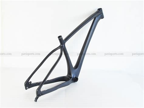 27 5 Plus Carbon Frame by Sl 27 5er 650b Plus Carbon Mtb Bike Frames 17 5 Quot Mountain