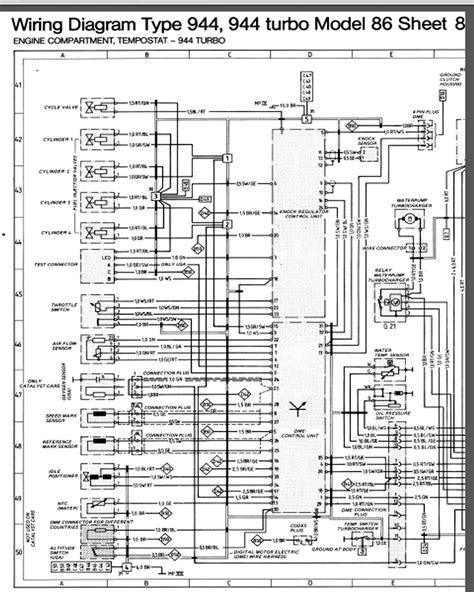 1986 porsche 944 6 cyl turbo cranks no start no spark no