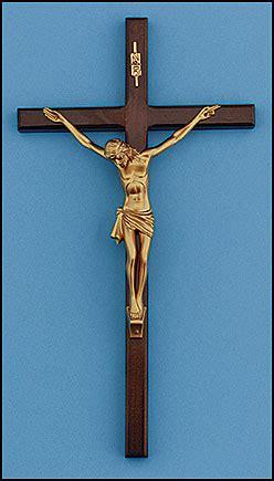 wall crucifix 10 in holyfamilyonline