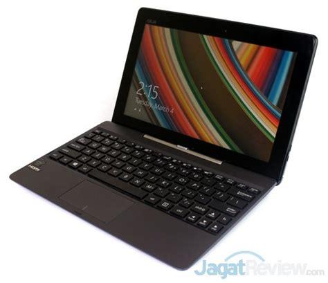 Tablet Asus Dengan Keyboard review asus transformer t100 tablet intel atom dengan daya tahan hidup tinggi jagat review