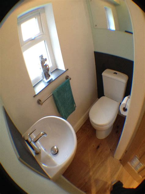 downstairs bedroom add value good looking minimum size toilet for under the stairs