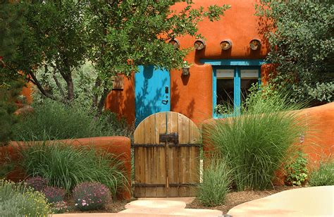 adobe home in new mexico southwestern exterior womens adventure vacation northern new mexico magic