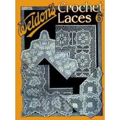 vintage pattern books vintage filet crochet book