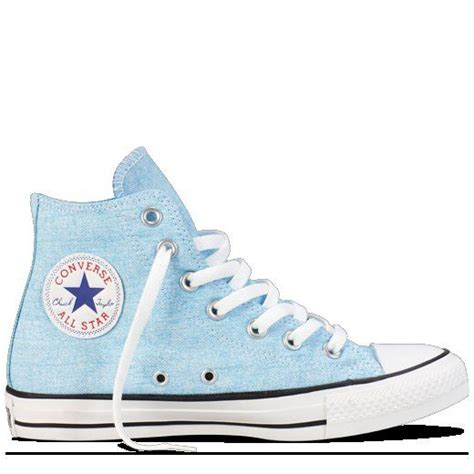 light blue converse simple light blue converse blue pinterest pastel