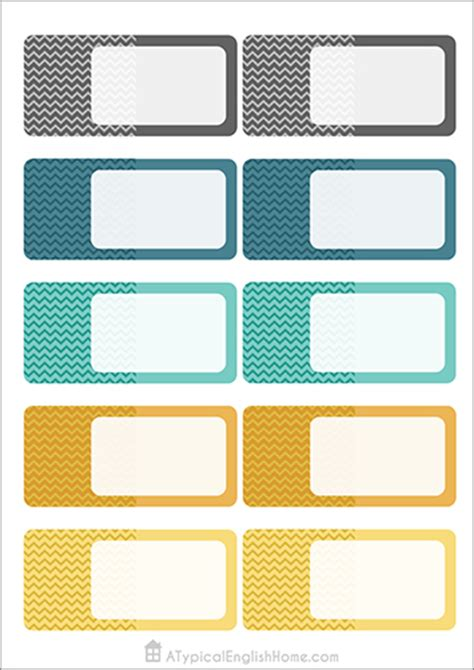printable labels home organization a typical english home editable organizing labels printables