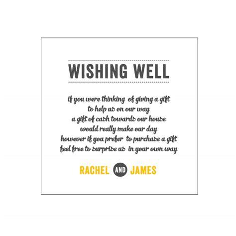 Wedding Gift Card Wording - wording for wedding invitations registry gifts wedding invitation ideas