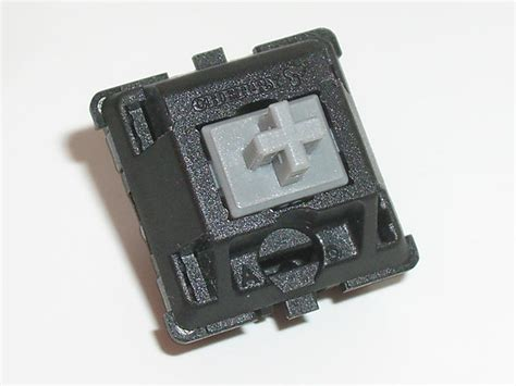Cherry Mx Clear Switch Tactile Bump Pcb Mount