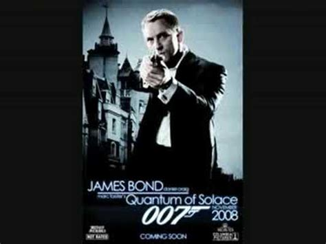 theme song quantum of solace quantum of solace theme song youtube