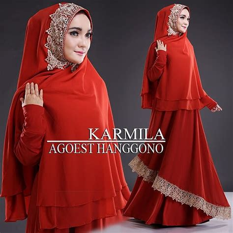 Mirabel Syari Ori By Agoest Hanggono murah n ori collection karmila syar i by agoest hanggono