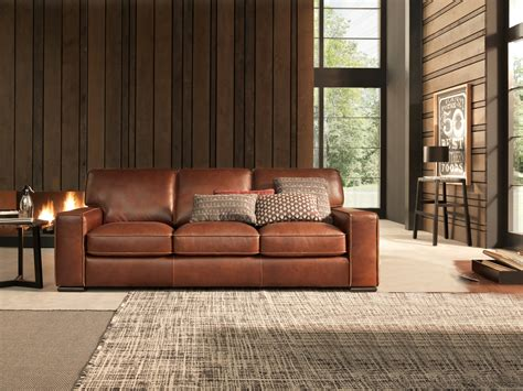 the best leather sofa the best leather sofas for best elegantly comfortable