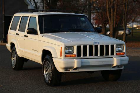 1999 Jeep Limited 1999 Jeep Limited Xj Na Prodej