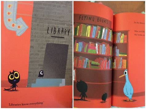 the new libearian books illustrated library overdue books