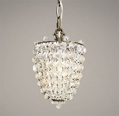 Restoration Hardware Baby Chandelier 1000 Images About For The Home Lighting On