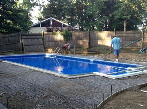 patio removal cost pool patio replacement repair in morris county new jersey