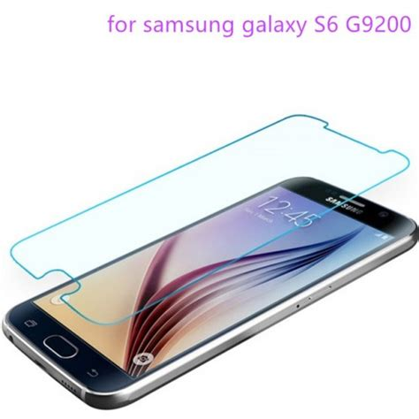 Samsung Galaxy S6 Mocolo Screen Guard Tempered Glass Protector Kaca tempered glass for samsung galaxy s6 screen protector for samsung s6 explosion proof