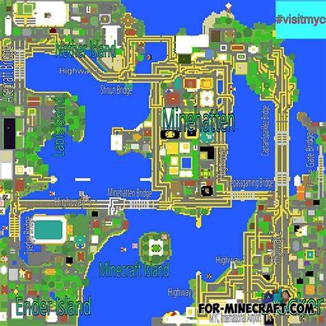 mcpe city maps mine york city map for mcpe 0 13 0