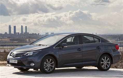 Toyota Avensis What Car Toyota Avensis Automatic Gates Business Rentals