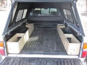 Truck Canopy Bed Ideas 25 Best Ideas About Truck Bed Cing On