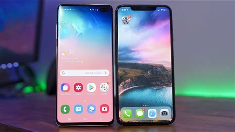 galaxy   iphone xs max review youtube