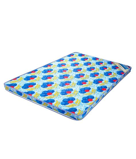 Buy Bed Mattress Buy Single Bed Nilkamal Mattress For Rs 2702 Only Flat