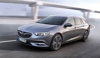 Opel Tourer 2017 Opel Insignia Sports Tourer Revealed Gm Authority